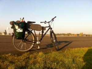 alles was man braucht auf dem fahrrad